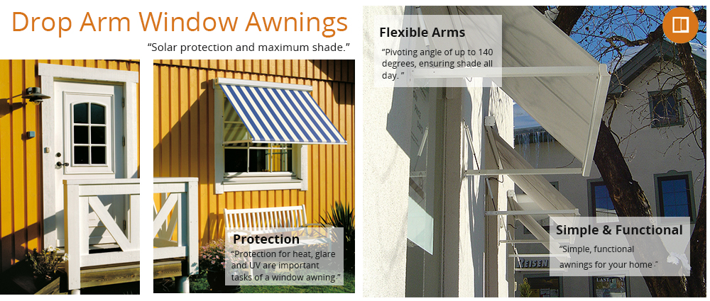 Window Awnings Cornwall